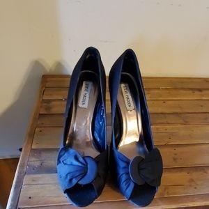 Steve Madden black high heels size 10